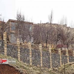 سپهرغرب با نگاهی به ساخت و ساز غیرقانونی درباغات دامنه الوند همدان: