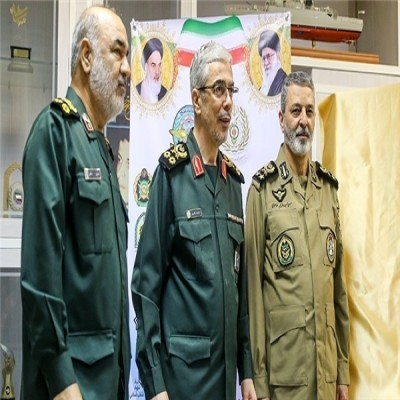 Top General Hails IRGC Role in Defending Iran, Calls for Its Readiness to Counter Great Events
