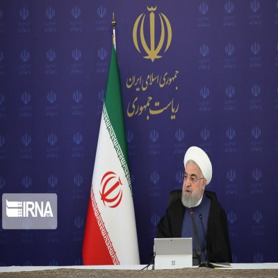 Pres. Rouhani: Iran ready to export health items