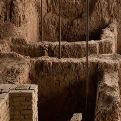 New ancient site unearthed in western Iran